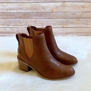 Timberland Brown Leather Brynlee Park Chelsea Boot